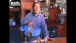Precision Pour - Measured Liquor Pourer - Use and Care Demo