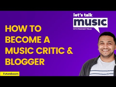 How to become a good music critic Feat.  Karthik Srinivasan | Let's Talk Music Podcast