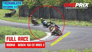 [HD] Full Rookie Race 2 Bebek 4T 150 CC - One Prix Putaran #2
