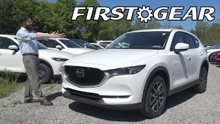2017 Mazda CX-5 Grand Touring - First Gear - Review and Test Drive