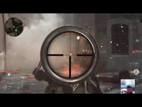CALL OF DUTY WORLD WAR 2 - RTC IN LIVE!