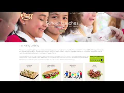 The Pantry Catering School Meals System