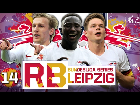 FIFA 17 Career Mode: RB Leipzig #14 - 90 Manager Rating!