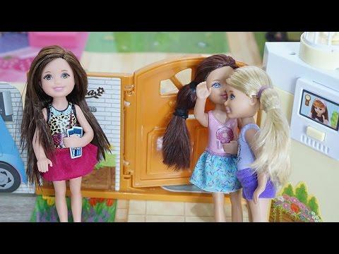 ละครบาร์บี้ ตอน ของขวัญสุดพิเศษของเชลซี Barbie Chelsea's Special Present Gift