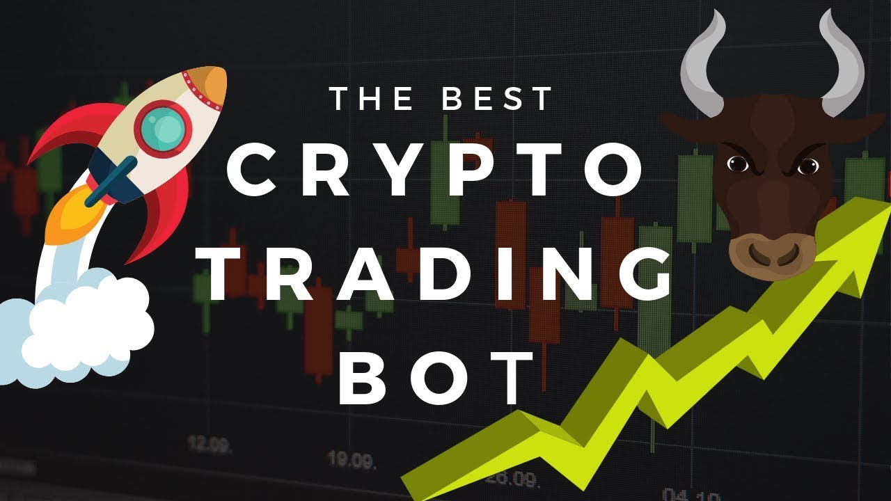The best automated cryptocurrency trading bot