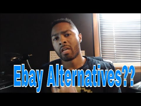 New Ebay Alternatives – How To Make Money Online Selling Your Own Stuff!!