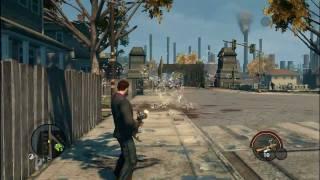 Saints Row The Third Gameplay español armas, vehículos, cuerpo a cuerpo, fail... // ZonePs3Esp