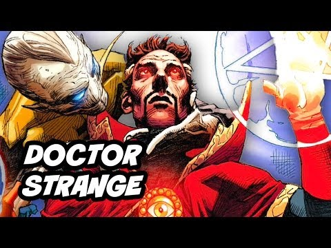 Marvel Doctor Strange Movie - Top 5 Stories
