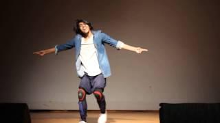 hamari adhuri kahani IIITM college dance by AMAN SINGH [MDA]