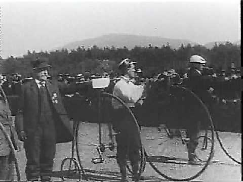 Cycling to the Fair