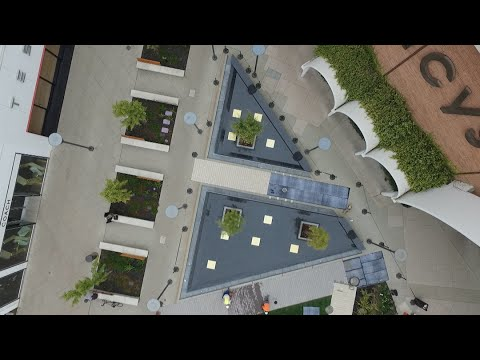 QLM - Stanford Shopping Center Landscaping