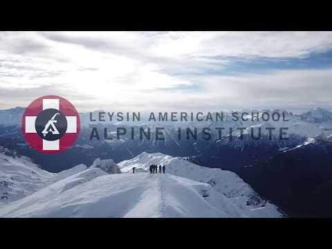Alpine Institute At Leysin American School