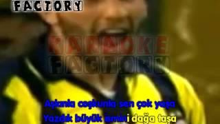 Fenerbahçe 100. yıl marşı HD karaokesi Video
