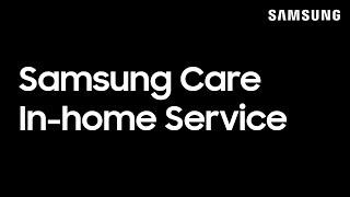 Download Samsung In-home Service   Samsung US