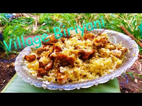 Make taste Village Biryani in Bamboo tubes #SLC Recipe / Licking good