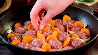 Картофель фаршированный фаршем - ужин, который насытит всю семью!   Appetitno.TV