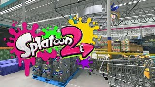 漆彈大作戰2 大更新! 全新內容宣傳片! Splatoon 2 [任天堂 Switch遊戲]