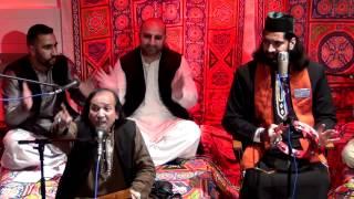Qari Waheed Chishti - Ali Da Malang // SOAS, Jan 2012