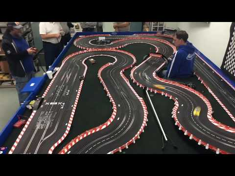 Cincyslots Thursday Night, Digital Slot Car League.  Carrera D132 Digital and Analog Racing.