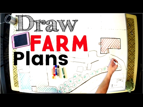 Drawing Your Farm Design (To Scale) on cold frame plans, bar layouts and plans, paddock paradise plans, holiday plans, old southern style home plans, wall plans, off-grid home design plans, jim walter home plans, rabbit hutch plans, elevated garden bed plans, chicken hutch plans, classic home plans, permaculture plans, small timber frame floor plans,