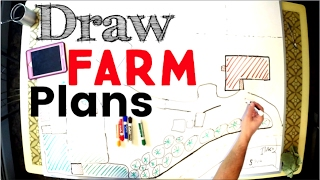 Drawing Your Farm Design (To Scale)