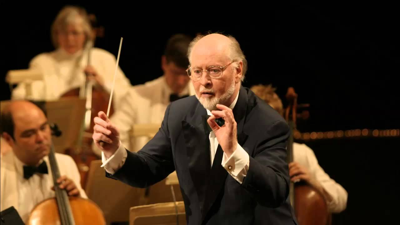 Image result for john williams conducting