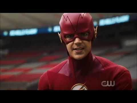 The Flash 5x04 Nora tries to kill Barry + Cicada's Dagger Mystery solved