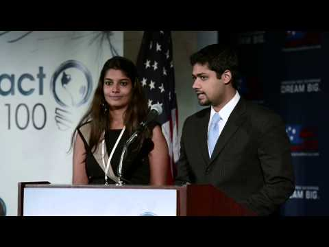 Rishi Shah and Shradha Agarwal, Co-Founders of ContextMedia