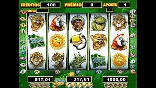 Amazônia Fantasy - Caça Níquel (PC) (15 Dólares)