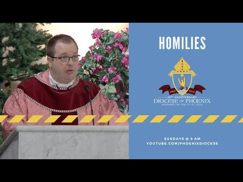 Fr. Nahrgang's Homily for March 3, 2019