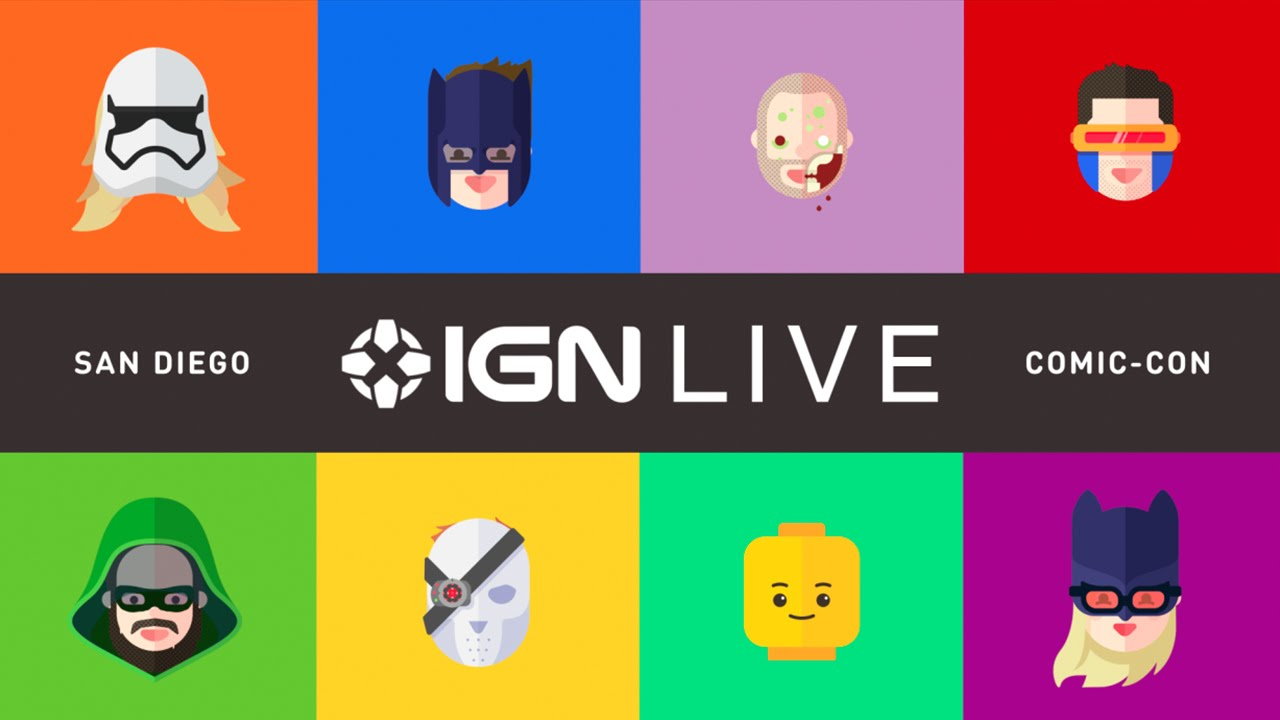 ign live presents san diego comic con 2015 day 2 youtube