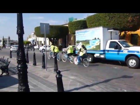 A Bike Tour in Queretaro, Mexico