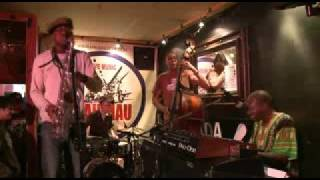 Kaidi Tatham Quartet @ Jazz re:freshed 9/10/08