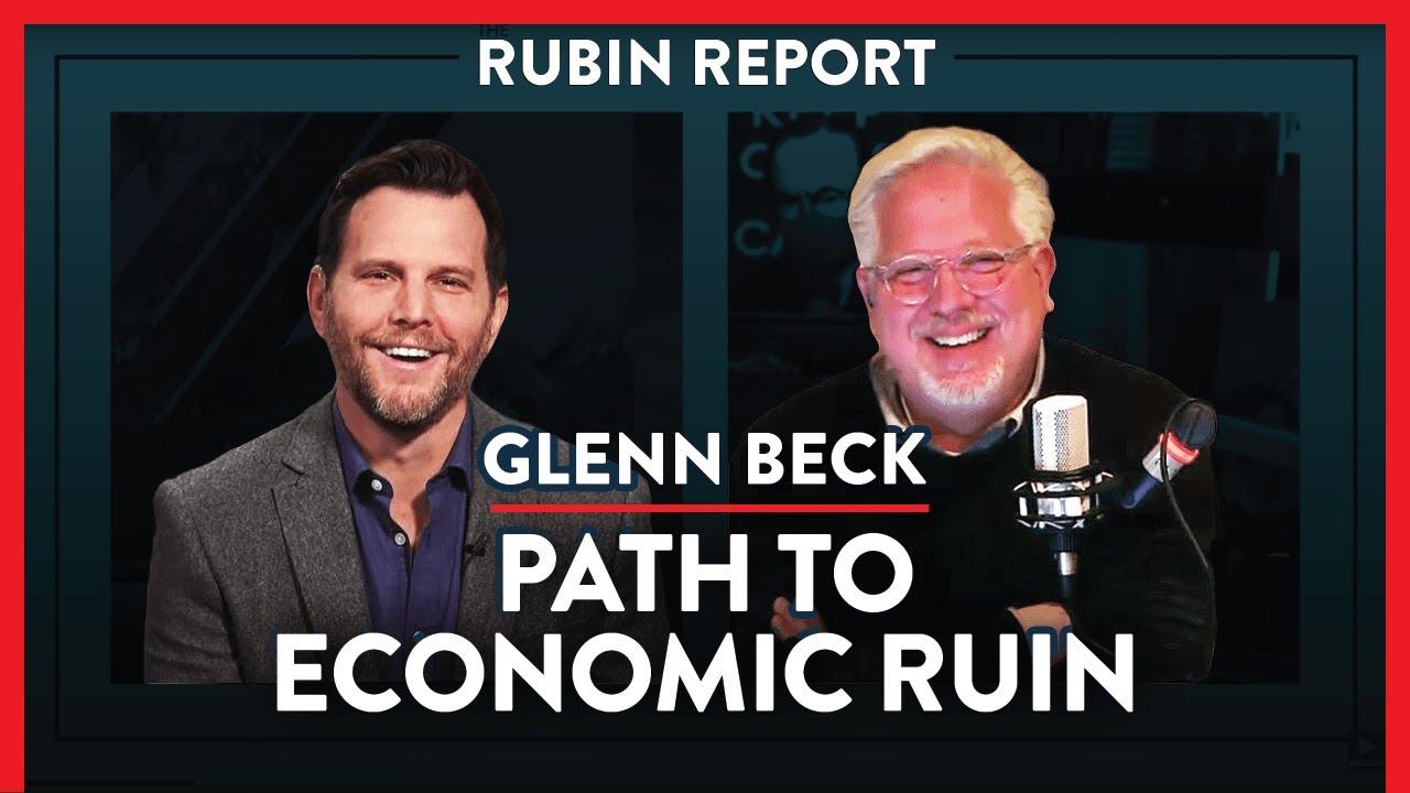 Are Stimulus & Federal Reserve Leading Us To Economic Ruin? | Glenn Beck | POLITICS | Rubin Repo