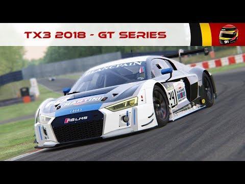 TX3 2018 - Round 7 - Blancpain GT Series (Brands-Hatch) [FR ᴴᴰ]