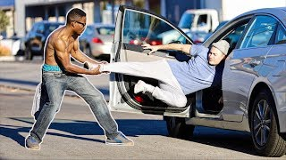 Stealing Cars in the Hood Part 2 (MUST WATCH)