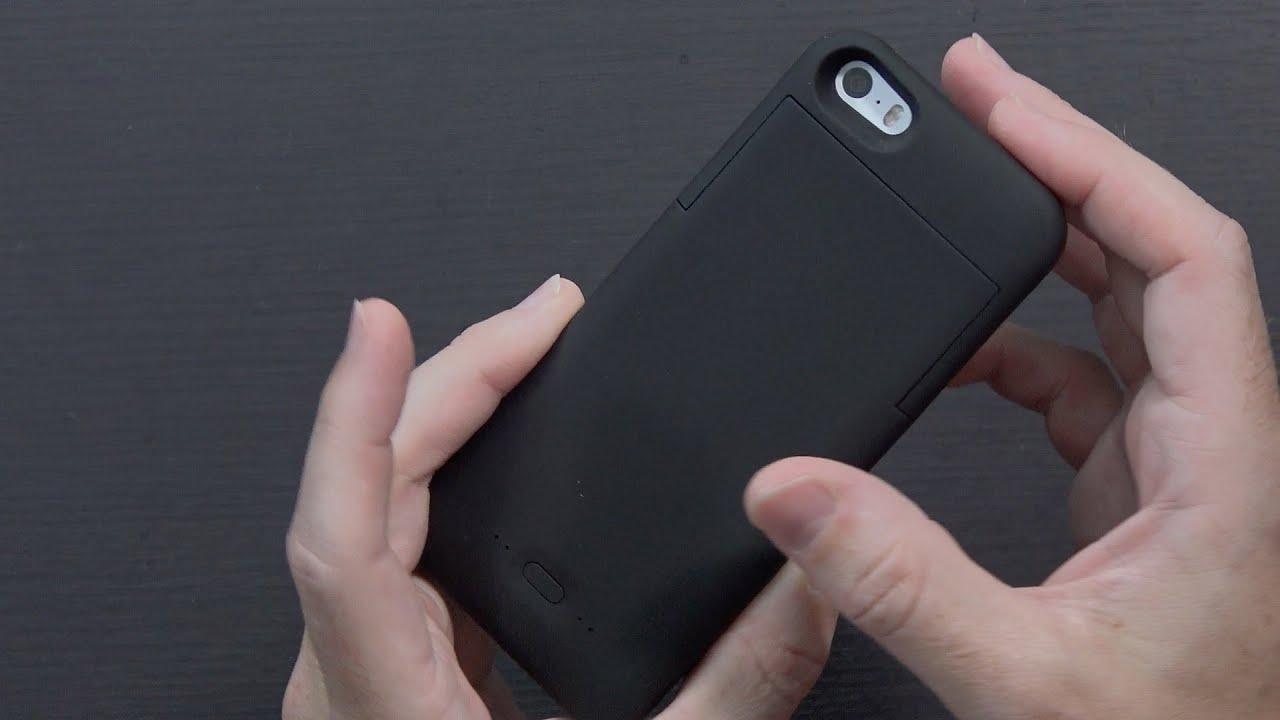 BATTERY CASE COVER CON BATTERIA SUPPLEMENTARE 4000 MAH PER IPHONE