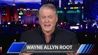 Wayne Allyn Root discusses Donald Trump's latest attempt to woo women voters