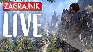 LIVE! Odkrywamy Elder Scrolls Online! - Na żywo