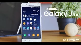 Note 8 ROM ON Samsung Galaxy J5 2015 With Amazing Features.