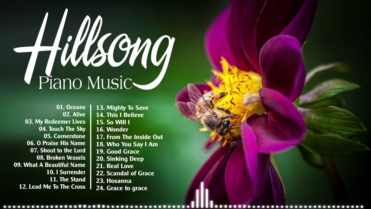 Beautiful Hillsong Instrumental Worship Music 2020🎵Top Encouraging Instrumental Christian Music