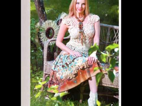 журнал мод 610 вязание крючком хобби и рукоделие