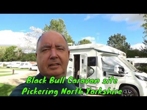 BLACK BULL CARAVAN PARK - PICKERING, NORTH YORKSHIRE