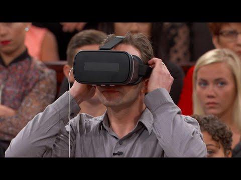 How Dr. Phil's Virtual Reality Tool Can Help Recovering Addicts Transition From Rehab To The Real…