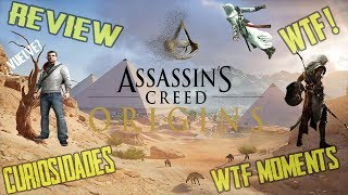 Assassins Creed: Origins |¡¿DESMOND VUELVE?! | Review Curiosidades y WTF´s !