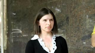 Таня Кочеткова в милиции