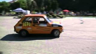 Fiat 126p Rally Action by Rafał Telega