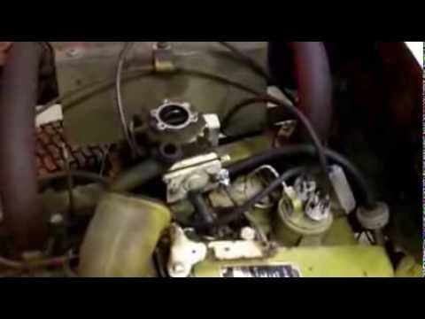 Sears SS16 Fuel Pump Issue Worked Out