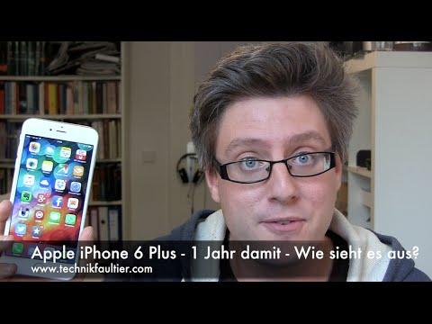 Apple iPhone 6 Plus - 1 Jahr damit - Wie sieht es aus ?