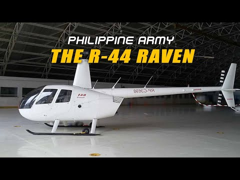 Philippine Army Already Has 2 R-44 Raven Helicopters   Upgrading Helicopter Program By All Country